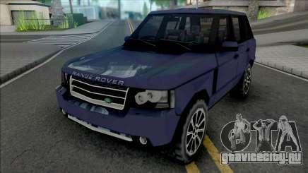 Land Rover Range Rover 2009 Improved v2 для GTA San Andreas