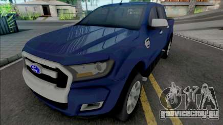 Ford Ranger XLT 2016 для GTA San Andreas