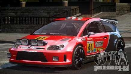 Citroen C4 SP Racing PJ1 для GTA 4