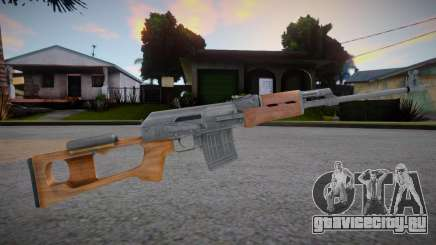 Vepr Sport Rifle для GTA San Andreas