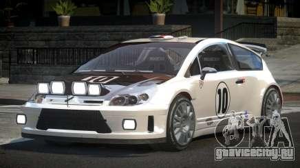 Citroen C4 SP Racing PJ9 для GTA 4