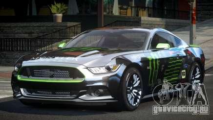 Ford Mustang GT U-Style L9 для GTA 4