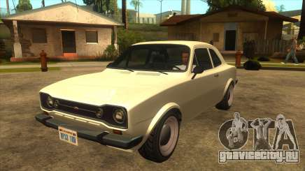 GTA V Vapid Retinue для GTA San Andreas