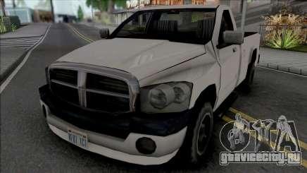 Dodge Ram 2500 2008 Improved для GTA San Andreas