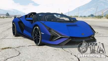 Lamborghini Sian Roadster 2020〡add-on для GTA 5