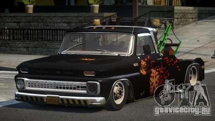 Chevrolet C10 60S L9 для GTA 4
