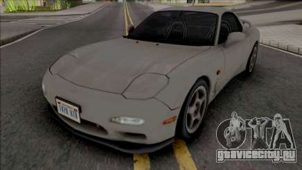 Mazda Efini RX-7 Type R (FD) 1991 Improved для GTA San Andreas