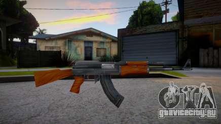 AK-47 from Counter Strike для GTA San Andreas