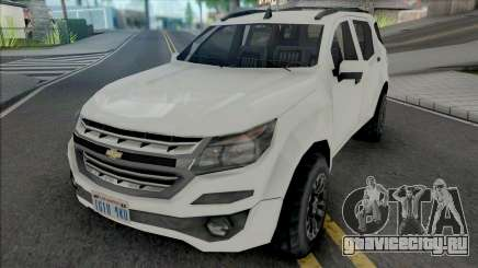 Chevrolet Trailblazer 2017 для GTA San Andreas