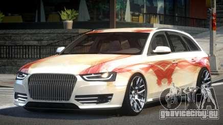 Audi RS4 BS-R PJ10 для GTA 4