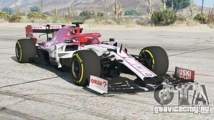 Alfa Romeo Racing C39〡add-on для GTA 5
