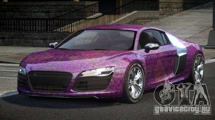 Audi R8 BS-G L3 для GTA 4
