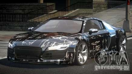Audi R8 GST-R L7 для GTA 4