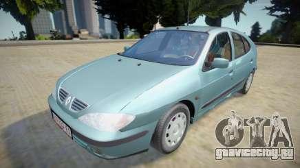 2000 Renault Megane для GTA San Andreas