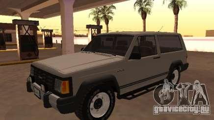 Envemo Camper 1990 (Version Edited) для GTA San Andreas