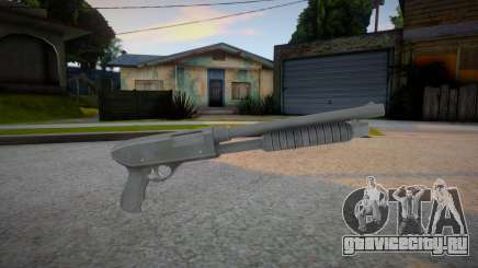 GTA IV Pump Shotgun для GTA San Andreas