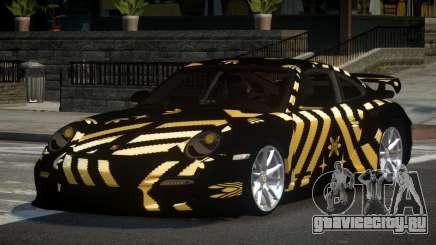 Porsche 911 GT2 SP-S PJ9 для GTA 4