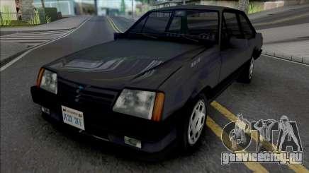 Chevrolet Monza 1988 для GTA San Andreas