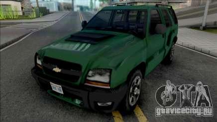 Chevrolet Blazer Advantage 2009 для GTA San Andreas