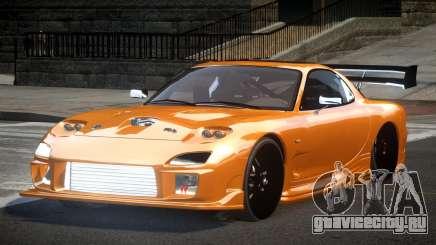 Mazda RX-7 GST G-Tuned для GTA 4