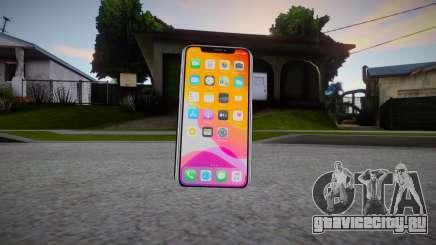 Iphone 11 Pro Max Cellphone для GTA San Andreas