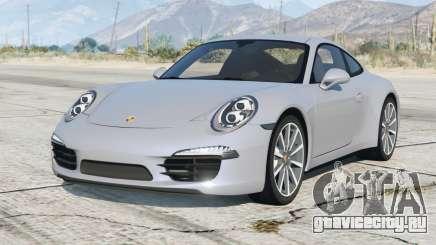 Porsche 911 50 Years Edition (991) 2013〡add-on для GTA 5