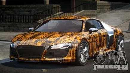 Audi R8 BS-G L6 для GTA 4