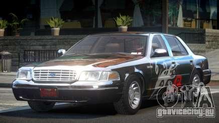 Ford Crown Victoria 90S L11 для GTA 4
