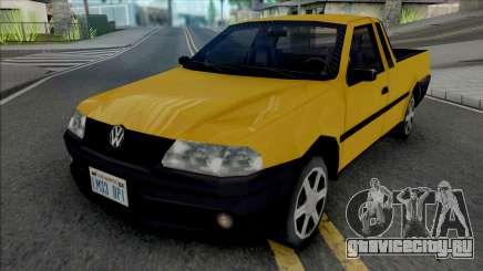 Volkswagen Saveiro G3 для GTA San Andreas