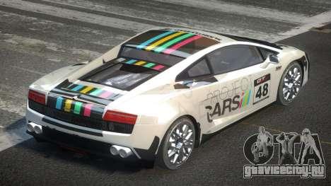 Lamborghini Gallardo Qz7 L6 для GTA 4