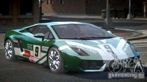 Lamborghini Gallardo Qz7 L8 для GTA 4