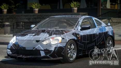 Honda Integra U-Style L10 для GTA 4