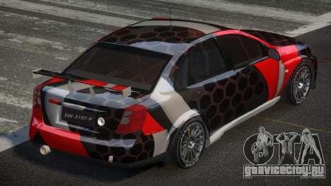 Chevrolet Lacetti SP-R L2 для GTA 4