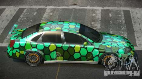 Chevrolet Lacetti SP-R L6 для GTA 4
