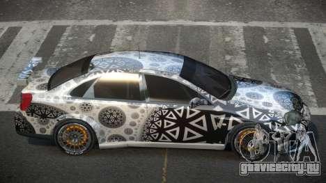 Chevrolet Lacetti SP-R L4 для GTA 4