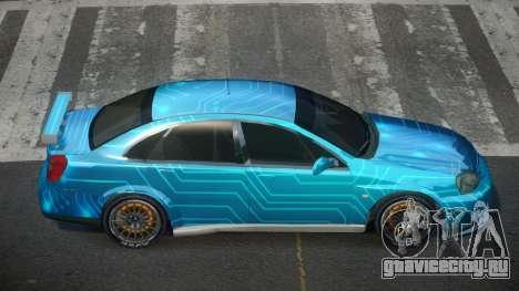 Chevrolet Lacetti SP-R L8 для GTA 4