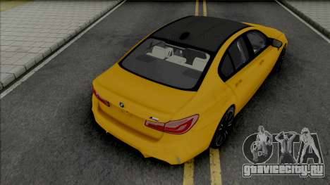 BMW M5 F90 [IVF] для GTA San Andreas