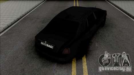 Rolls-Royce Wraith [HQ] для GTA San Andreas