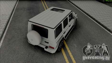 Mercedes-Benz G63 AMG [HQ] для GTA San Andreas