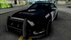 Ford Mustang Shelby GT500 Police