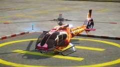 Eurocopter EC130 B4 AN L2 для GTA 4