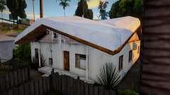 Winter Gang House 1 для GTA San Andreas
