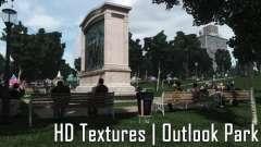HD Textures - Outlook Park для GTA 4