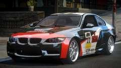 BMW M3 E92 BS-R L3 для GTA 4
