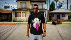 Fantasma T-Shirt для GTA San Andreas