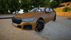 BMW 750LI 2020 для GTA San Andreas