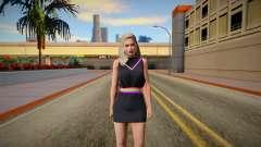 Helena Douglas Pride Dress для GTA San Andreas