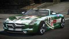 Mercedes-Benz SLS PSI-R L7 для GTA 4