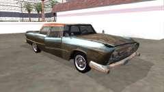 Dodge Polara 1961 Rust my version