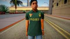 Member of the Madrazo Cartel V2 для GTA San Andreas